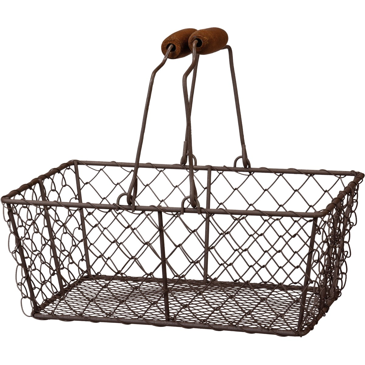 Hinged Wire Baskets