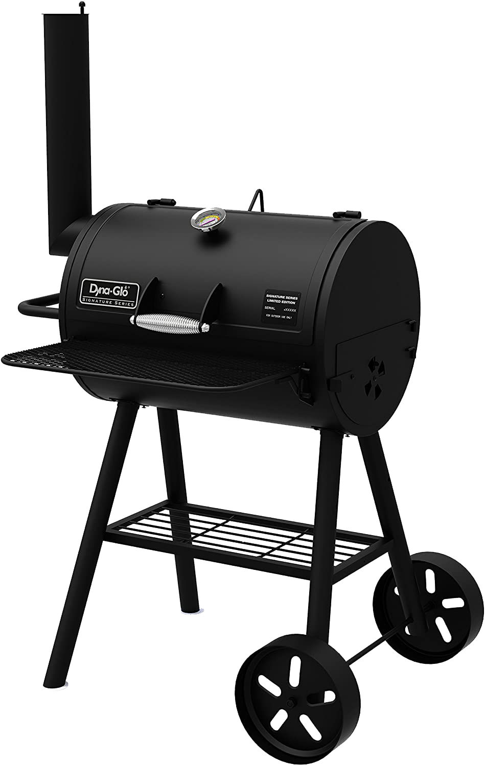 Dyna-Glo Signature Series DGSS730CBO-D Barrel Charcoal Grill